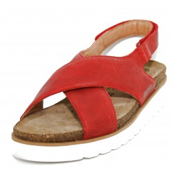 MEPHISTO MOBILS Sandalo Tally rosso